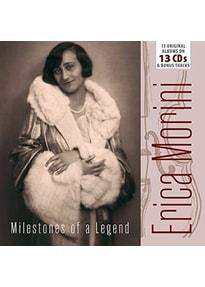 Morini,Erica - Original Albums+Bonus [13 CDs]