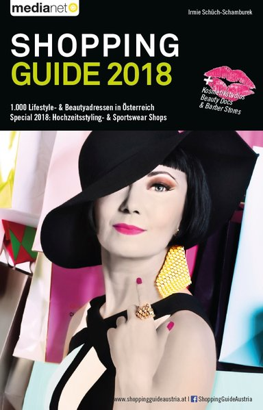 Shopping Guide 2018 - Irmie Schüch-Schamburek [...