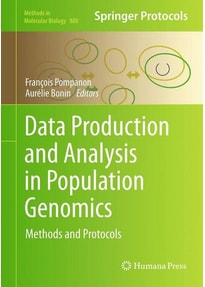Data Production and Analysis in Population Genomics. Methods and Protocols [Gebundene Ausgabe]