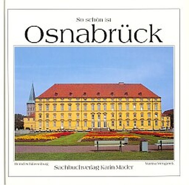 Osnabrück - Martina Wengierek [Gebundene Ausgabe]