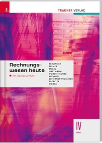 Rechnungswesen heute IV HAK. inkl. Übungs-CD-ROM - Ingrid Hartmann  [Gebundene Ausgabe]