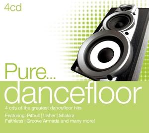 Various - Pure...Dancefloor [4 CDs]