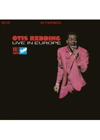 Redding,Otis - Live In Europe