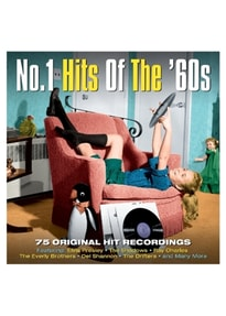 Various - No.1 Hits Of The 60's [3 CDs]