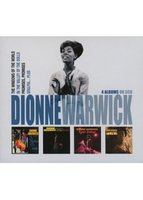 Warwick,Dionne - The Windows Of The World+In The Valley...(Plus) [3 CDs]