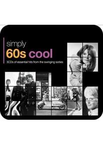 Various - Simply 60s Cool (Tin) [3 CDs]