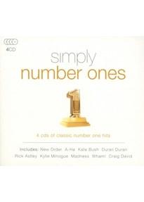 Various - Simply Numbers Ones [4 CDs]