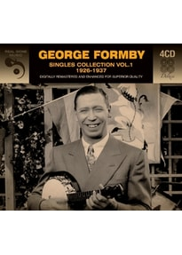 Formby,George - Singles Collection 1 [4 CDs]
