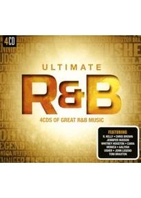 Various - Ultimate...R&B [4 CDs]