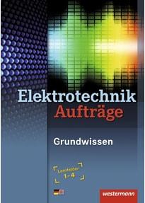 Elektrotechnik Grundwissen / Elektrotechnik. Lernfelder 1-4 / Grundwissen Lernfelder 1-4: Arbeitsheft - Dag Pechtel  [Taschenbuch]