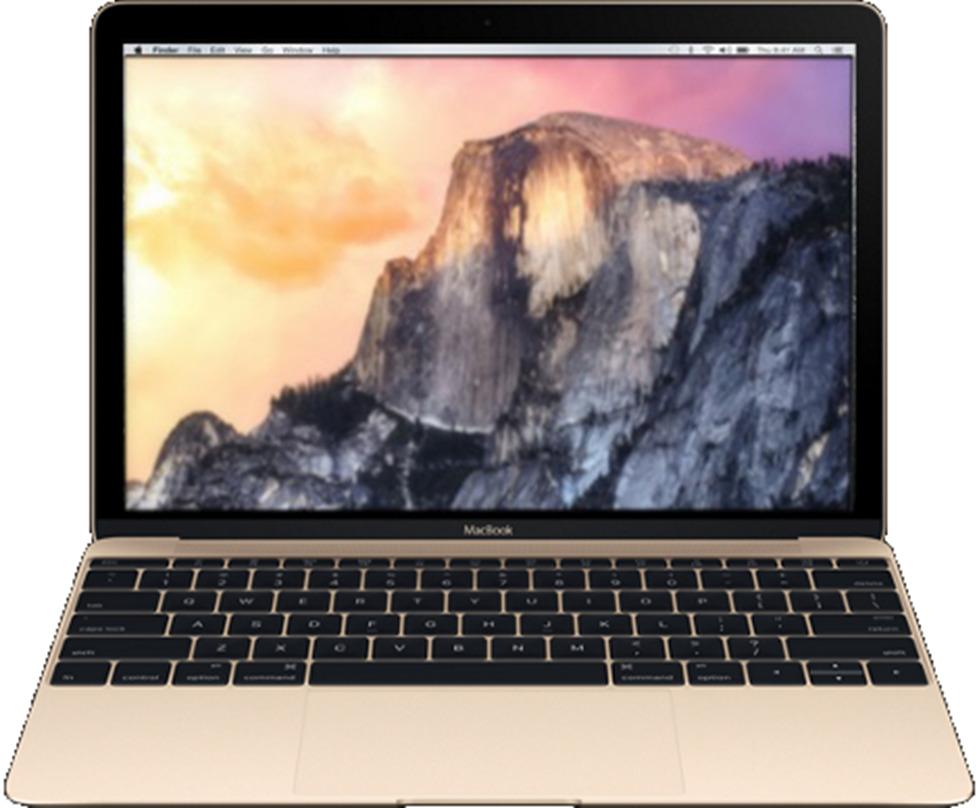 Apple MacBook 12 (Retina Display) 1.1 GHz Intel...