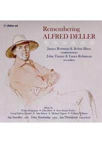 Various - Remembering Alfred Deller