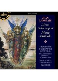 "Hill/Westminster Cathedral Choir/ - Missa ""Salve regina""/Messe solennelle"
