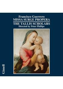 Tallis Scholars,The/Phillips,Peter - Missa Surge propera/Motetten