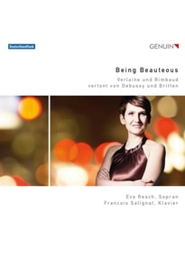 Resch,Eva/Salignat,Francois - Being Beauteous-Lieder