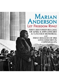 Anderson,Marian - Let Freedom Ring