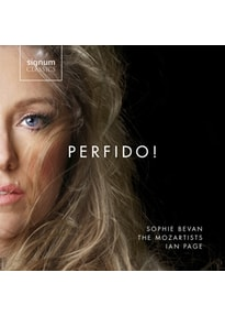 Bevan,Sophie/Page,Ian/The Mozartists - Perfido!-Arien