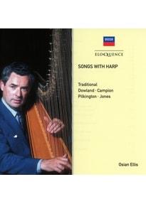 Ellis,Osian - Lieder mit Harfe