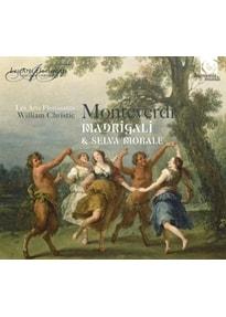 Christie,William/Les Arts Florissants - Madrigali & Selva Morale [4 CDs]