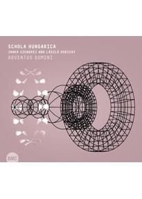 Szendrei,Janka/Dobszay,Laszlo/Schola Hungarica - Adventus Domini-Gregorianische Gesänge aus dem G