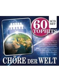 Various - 60 Top-Hits Chöre der Welt [3 CDs]