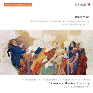 Schumacher,Jan/Camerata Musica Limburg - Wehmut-Werke für Männerchor Vol.3