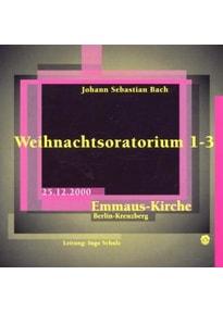 Ölberg-Chor - Weihnachts-Oratorium 1-3 [2 CDs]