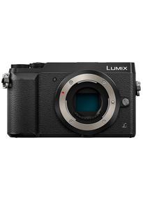 Panasonic Lumix DMC-GX80 body zwart
