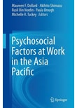Psychosocial Factors at Work in the Asia Pacific [Gebundene Ausgabe]