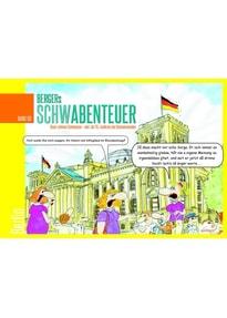 Bergers Schwabenteuer Band 101. Berlin - Jo-Kurt Berger  [Taschenbuch]