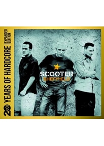 Scooter - 20 Years Of Hardcore-Sheffield [2 CDs]