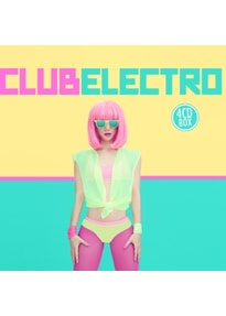 Various - Club Electro [4 CDs]