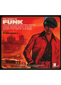 Various - The Legacy of Funk [3 CDs]
