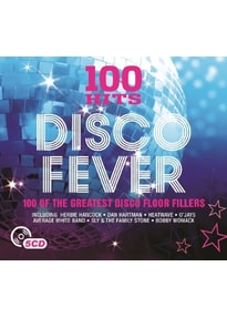 Various - 100 Hits-Disco Fever [5 CDs]