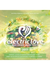 Various - Electric Love 2017 [2 CDs]