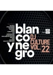 Various - Blanco Y Negro DJ Culture Vol.22 [2 CDs]
