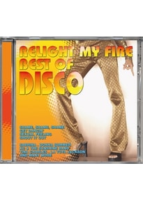 Various - Best Of Disco-Relight My Fire