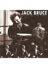 Bruce,Jack - Cities Of The Heart [Re-Mastered inkl. 2 CDs]