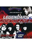 Quiet Riot/Molly Hatchet - Legendary Rock Heroes Vol.1 [2 CDs]