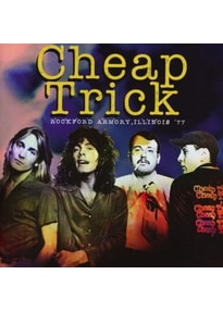 Cheap Trick - Rockford Armory,Illinois 77
