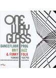 Various - One Way Glass-Dancefloor Prog,Brit Jazz & Funky [3 CDs]