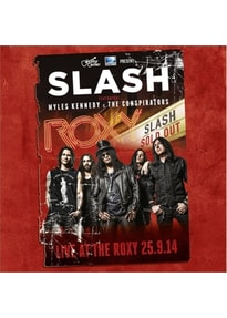 Slash - Live At The Roxy 25.9.14 [2 CDs]