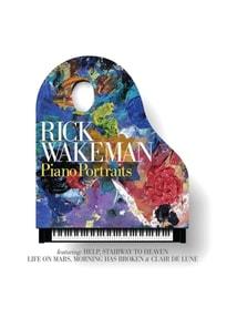Wakeman,Rick - Piano Portraits
