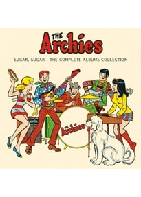 Archies,The - Complete Albums Collection [5 CDs]
