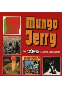 Jerry,Mungo - The Dawn Albums Collection [5 CDs]