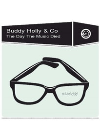 Holly,Buddy & Co. - The Day The Music Died