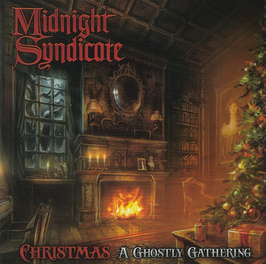 Midnight Syndicate - Christmas: A Ghostly Gathe...