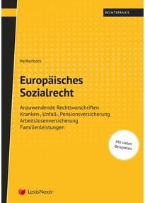 Europäisches Sozialrecht - Markus Weißenböck  [Taschenbuch]