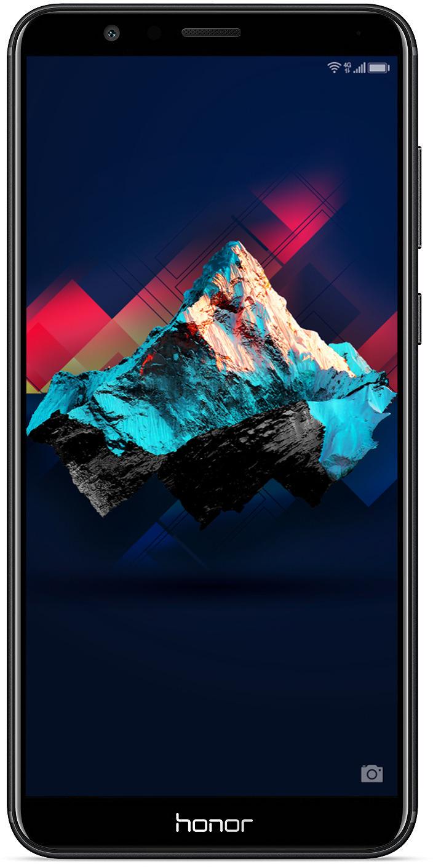 Huawei Honor 7X 64GB black