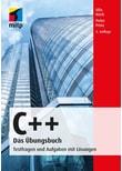C++ Das Übungsbuch. Testfragen und Aufgaben mit Lösungen - Ulla Kirch  [Taschenbuch]